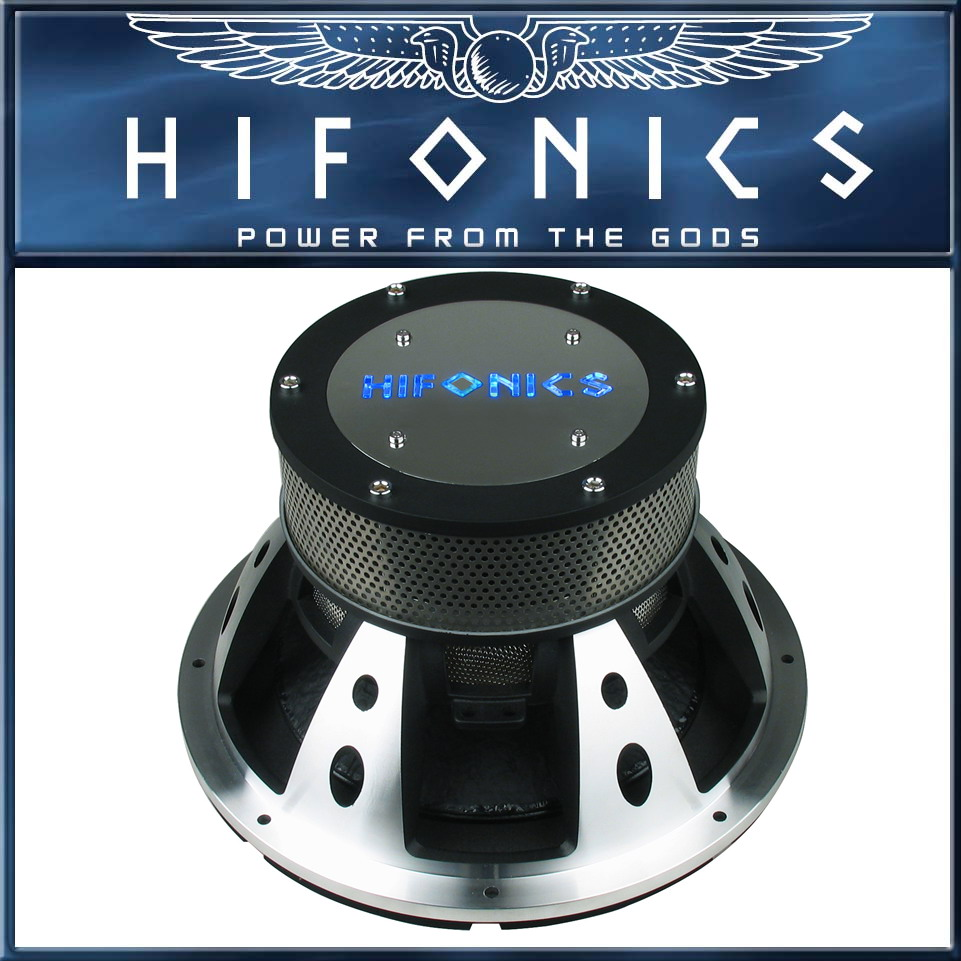 hifonics zeus bass subwoofer woofer 30cm zx1284 ebay. Black Bedroom Furniture Sets. Home Design Ideas